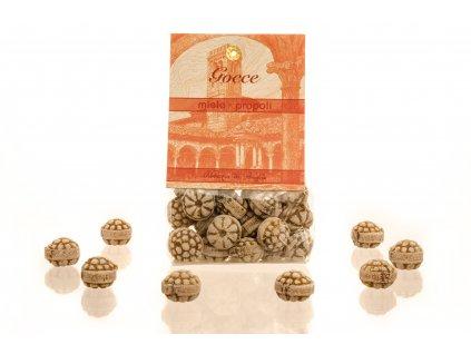 Medovo - propolisové kapky