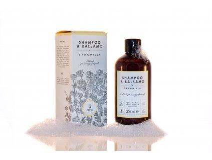 Shampoo e Balsamo Camomilla 2