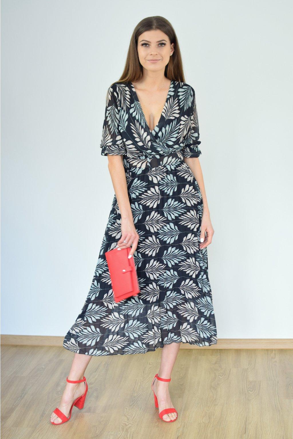 Dlouhé šaty LAVAL