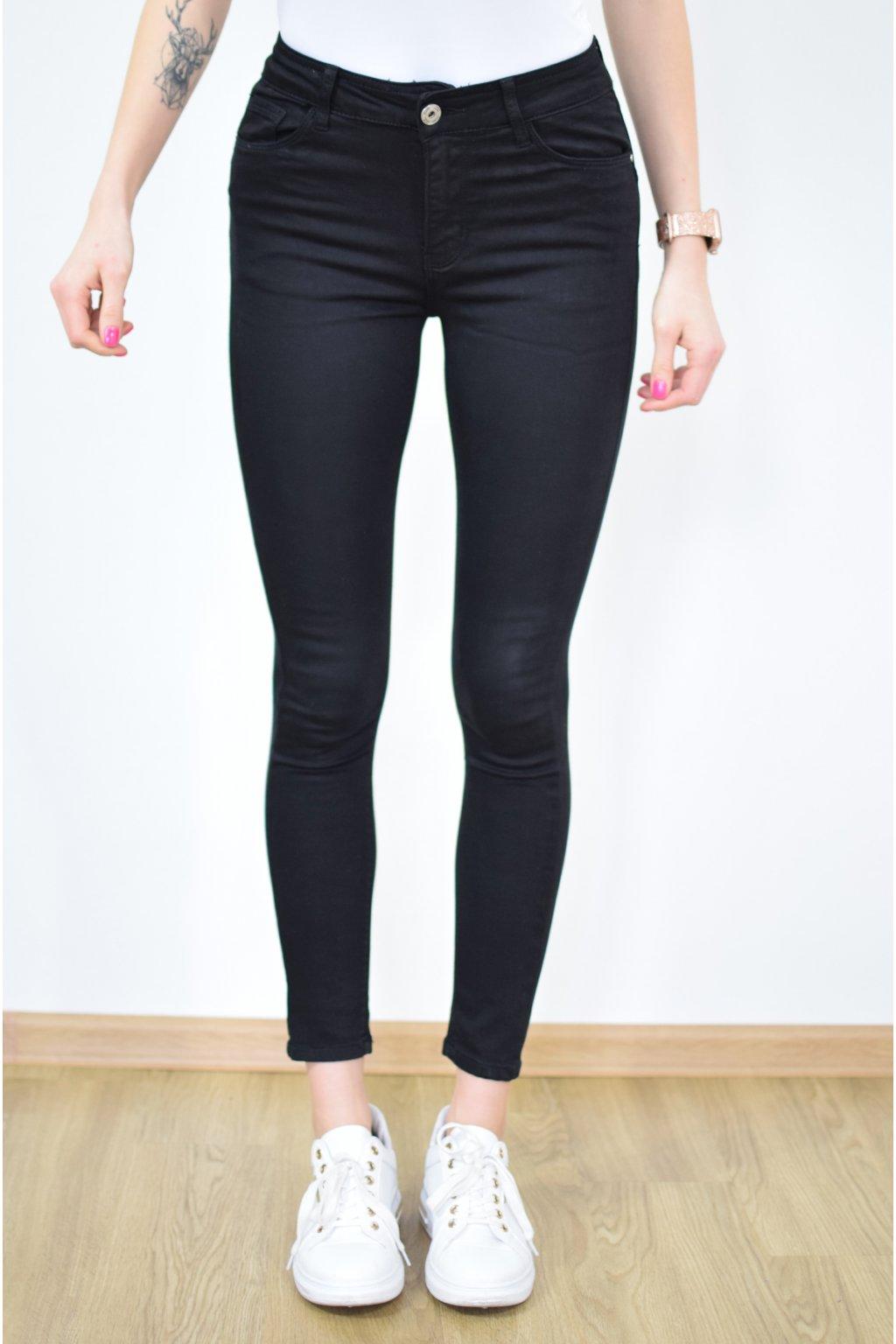 Černé džíny AMARA