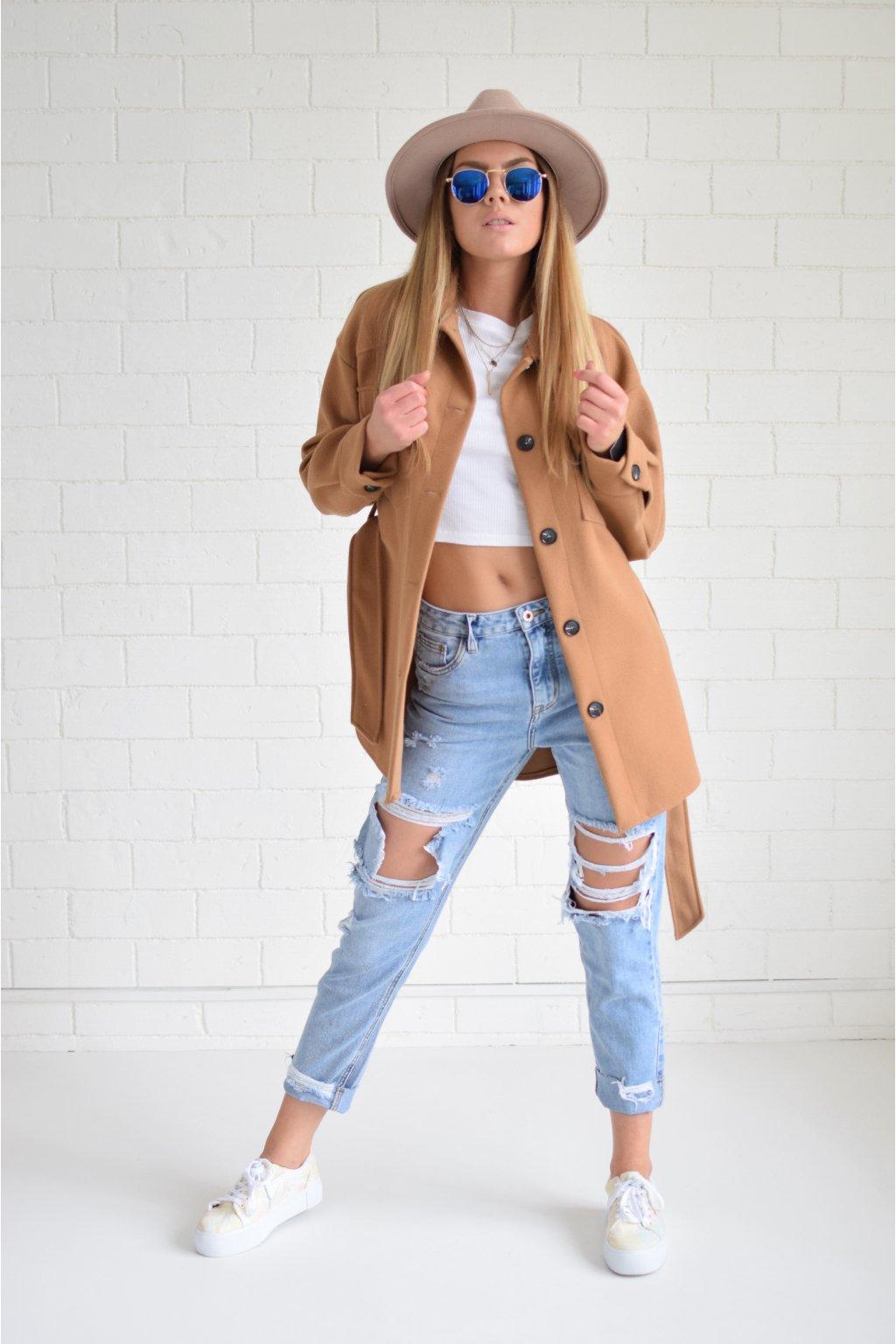 Kabátek PAULINE