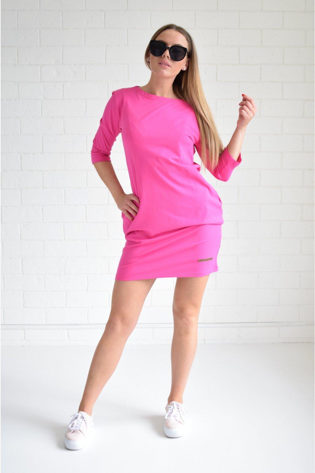 Bavlněné šaty DORIA