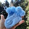Ponožky pro děti: Batole, Modré