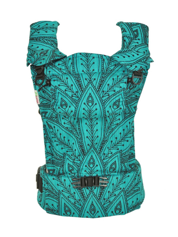 Nositko MoniLu UNI Start Peacock Smaragd