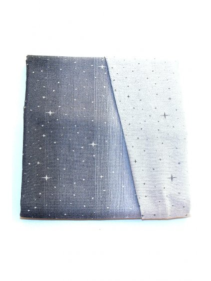 Šátek na nošení dětí MoniLu Perseids Milkyway