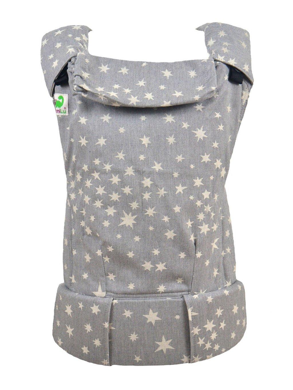 Baby Carrier MoniLu UNI Smoky Stars