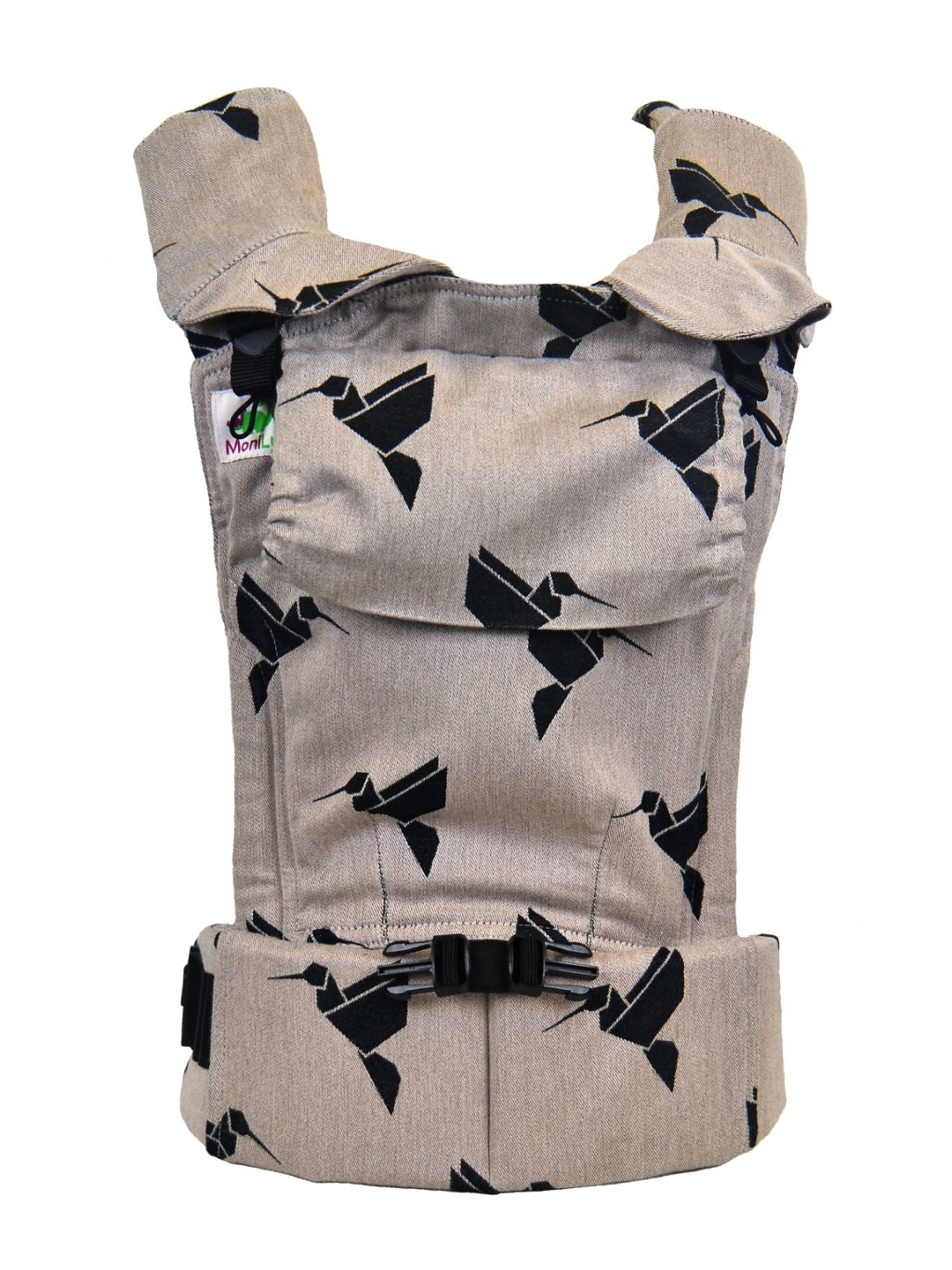 Baby Carrier MoniLu UNI Start Colibri Sand