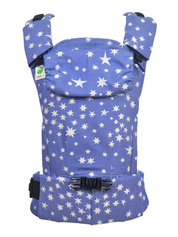 Baby carrier MoniLu UNI Start Eclipse Stars