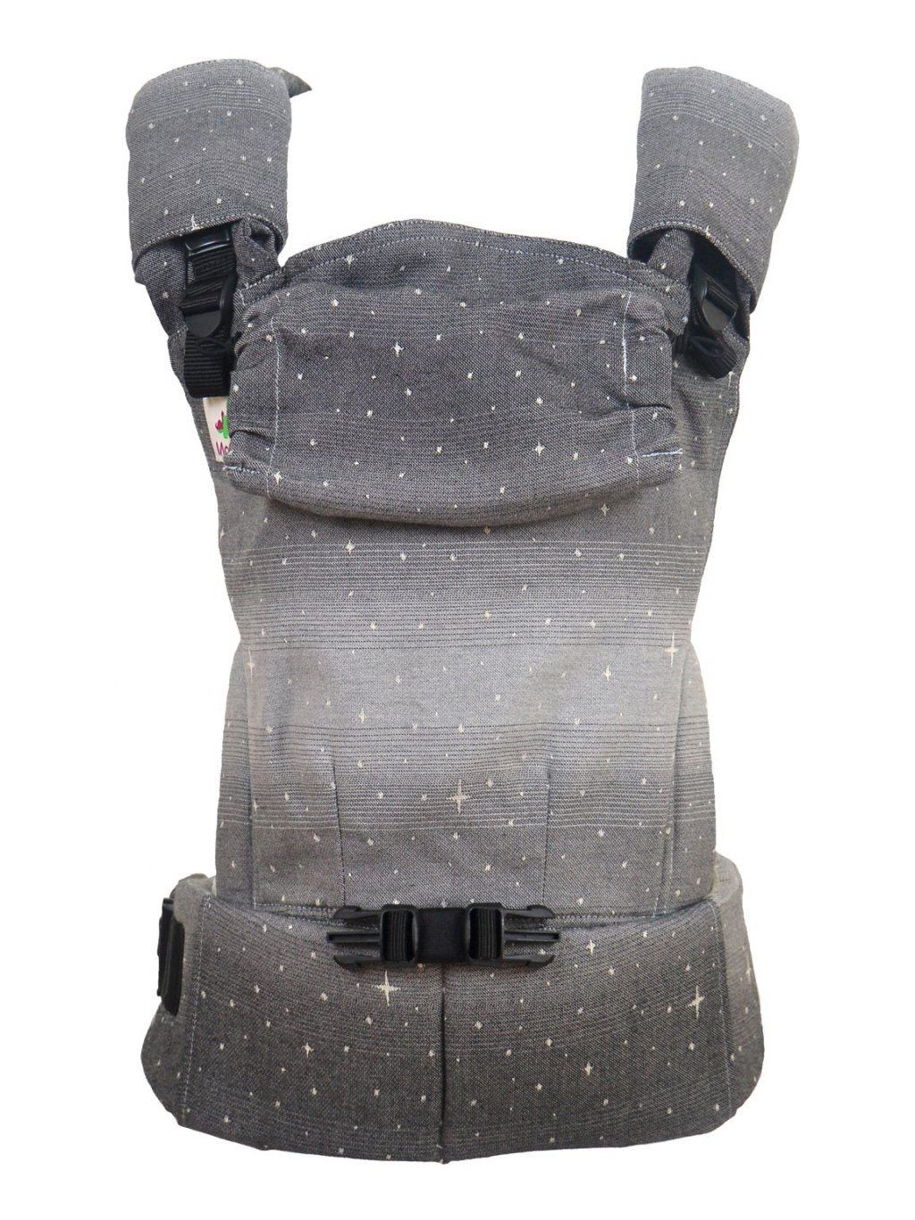 Baby Carrier MoniLu UNI START Perseids Milkyway