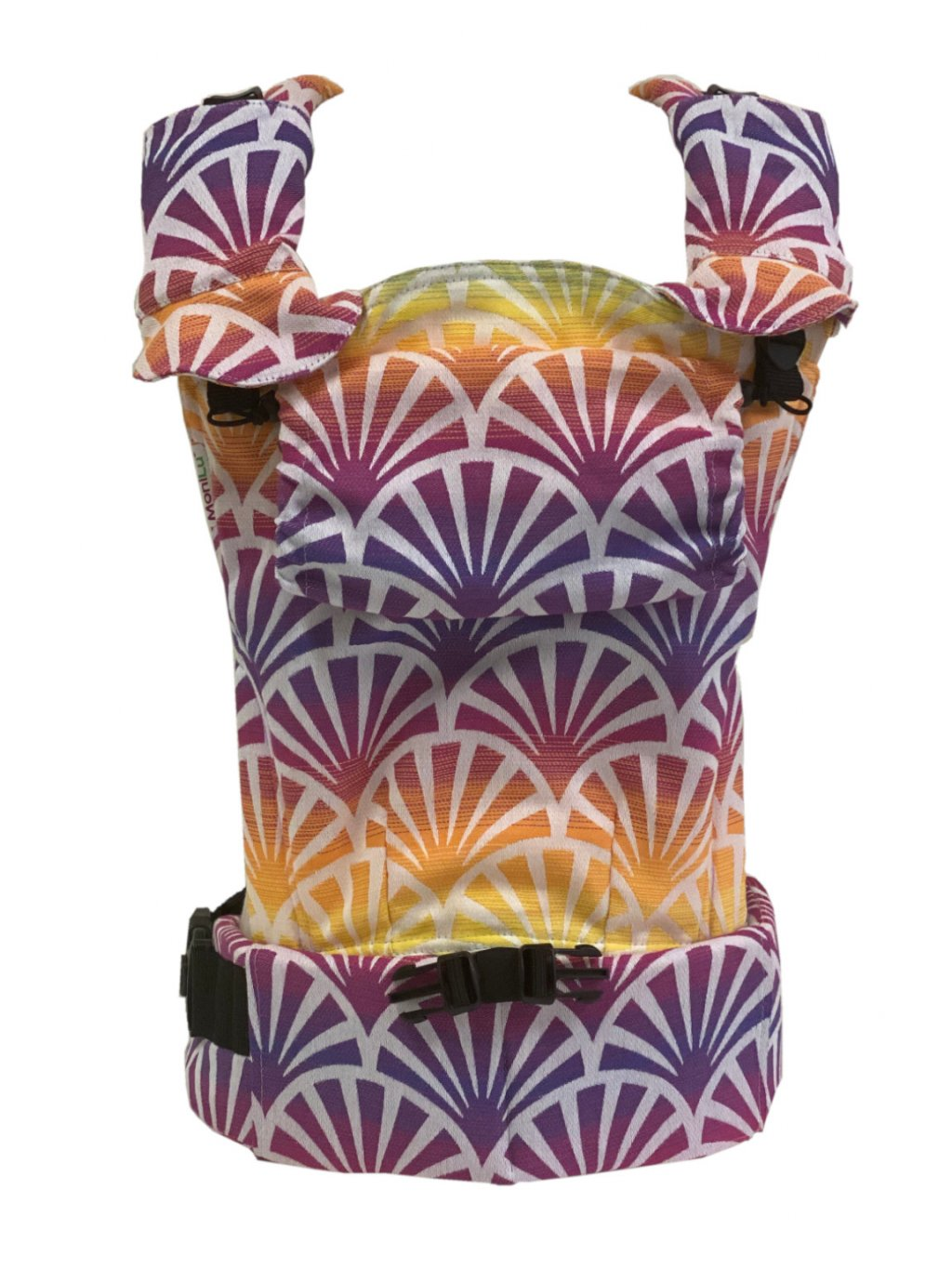 Baby Carrier MoniLu UNI START Lemonade Tropic
