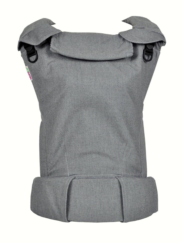 Babycarrier MoniLu UNI Simply Grey