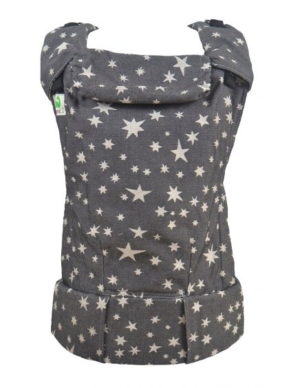 Baby Carrier MoniLu UNI Coal Stars
