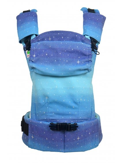 Baby Carrier MoniLu UNI START Perseids Skylight