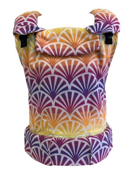 Baby Carrier MoniLu UNI Lemonade Tropic