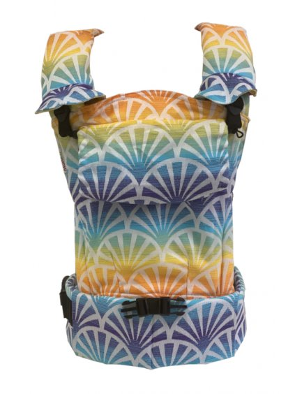 Baby Carrier MoniLu UNI START Lemonade Fresh