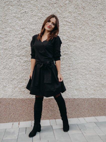 Dámské šaty Merry černé
