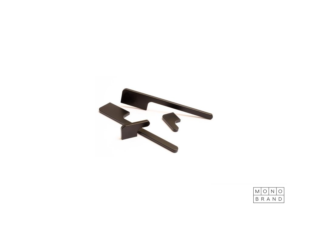 soft cut handle brushed brass 2