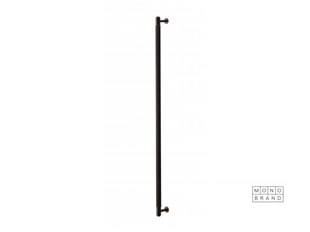closet bar smoked bronze