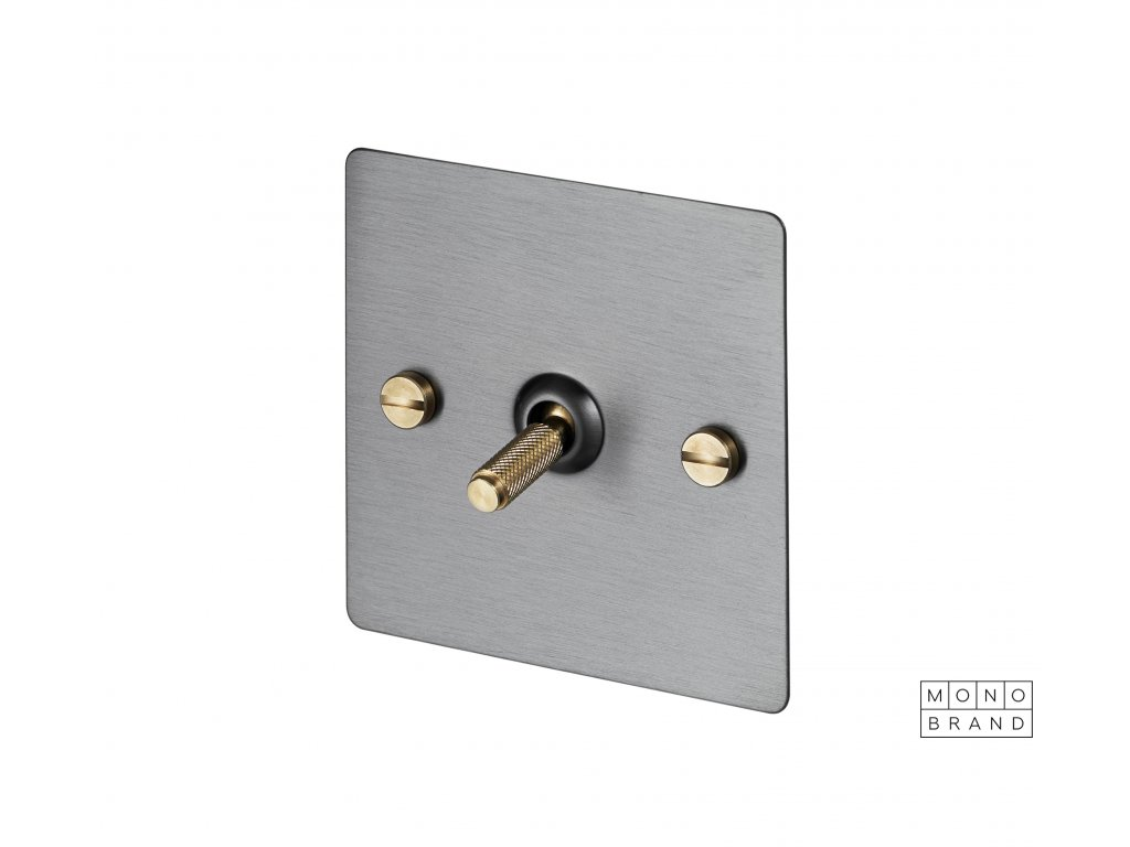 white s 1 steel brass buster punch electricity 2 5