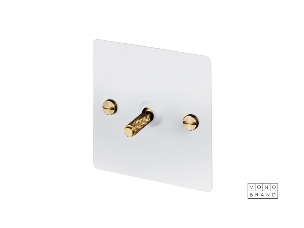 white s 1 white brass buster punch electricity 1 4