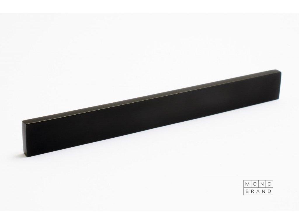 clean cut 180 handle black chrome 1 42054