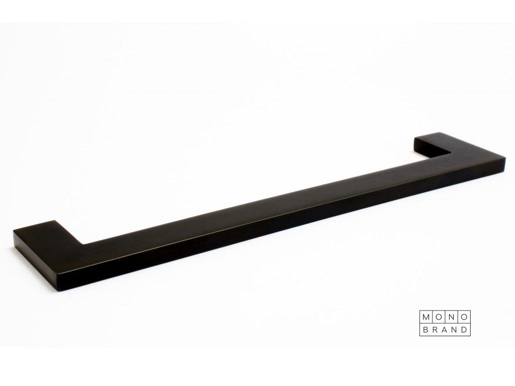 clean cut 244 handle black lacquer