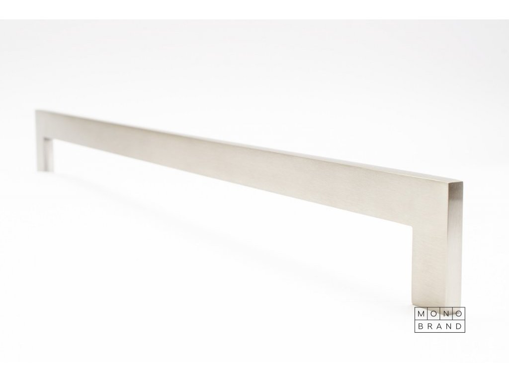 clean cut 452 handle brushed stainless steel 42559