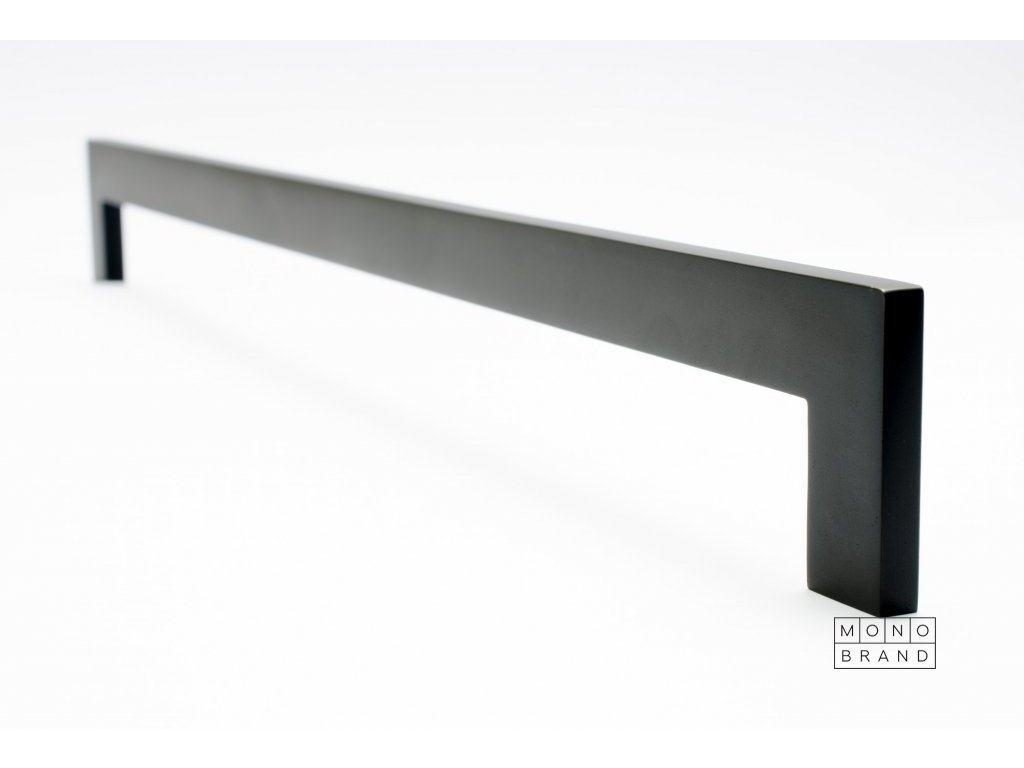 clean cut 452 handle black lacquer