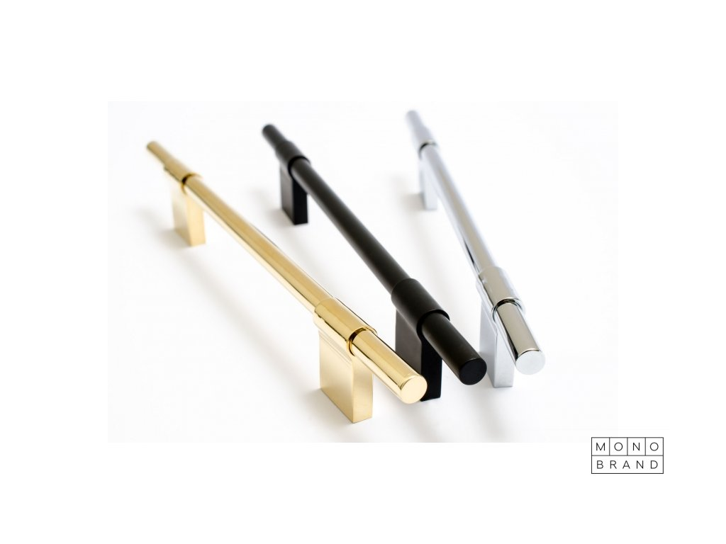 line 198handle brushed brass 3000