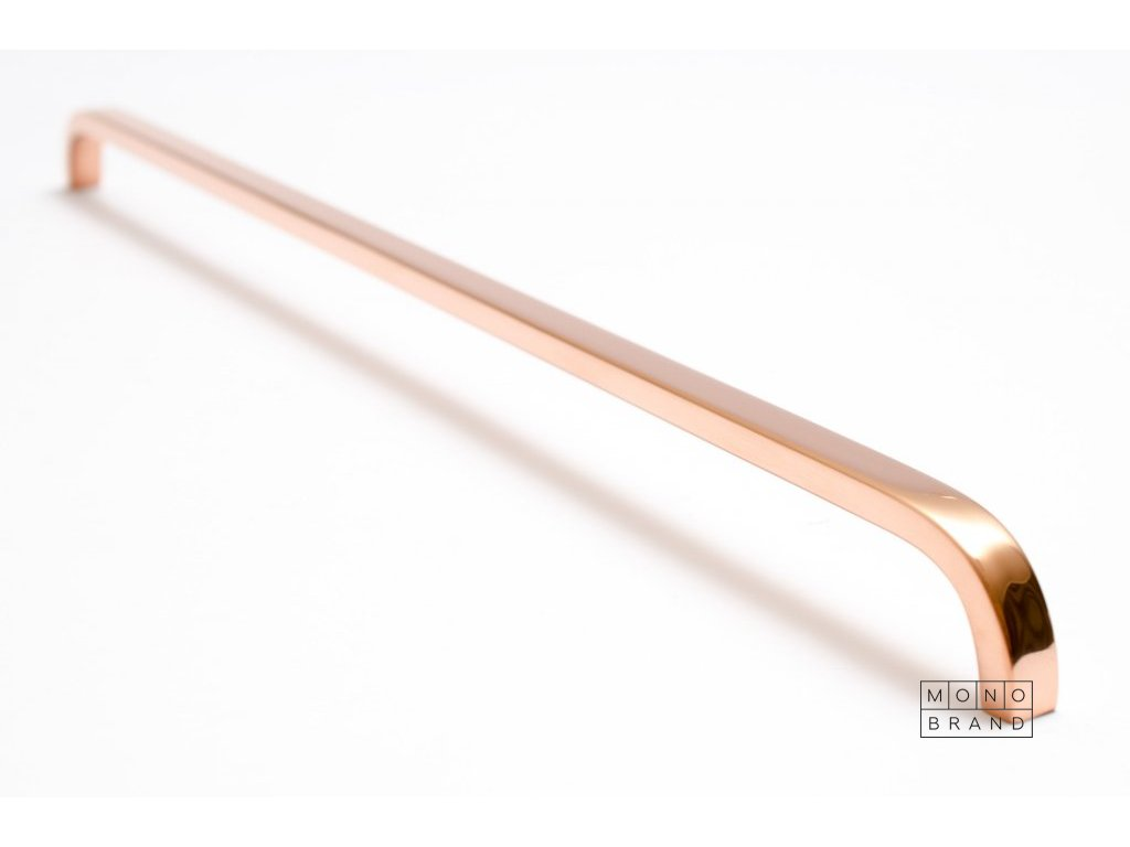slim 440 handle polished copper