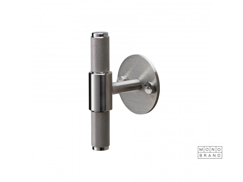 hardware T bar steel cutout