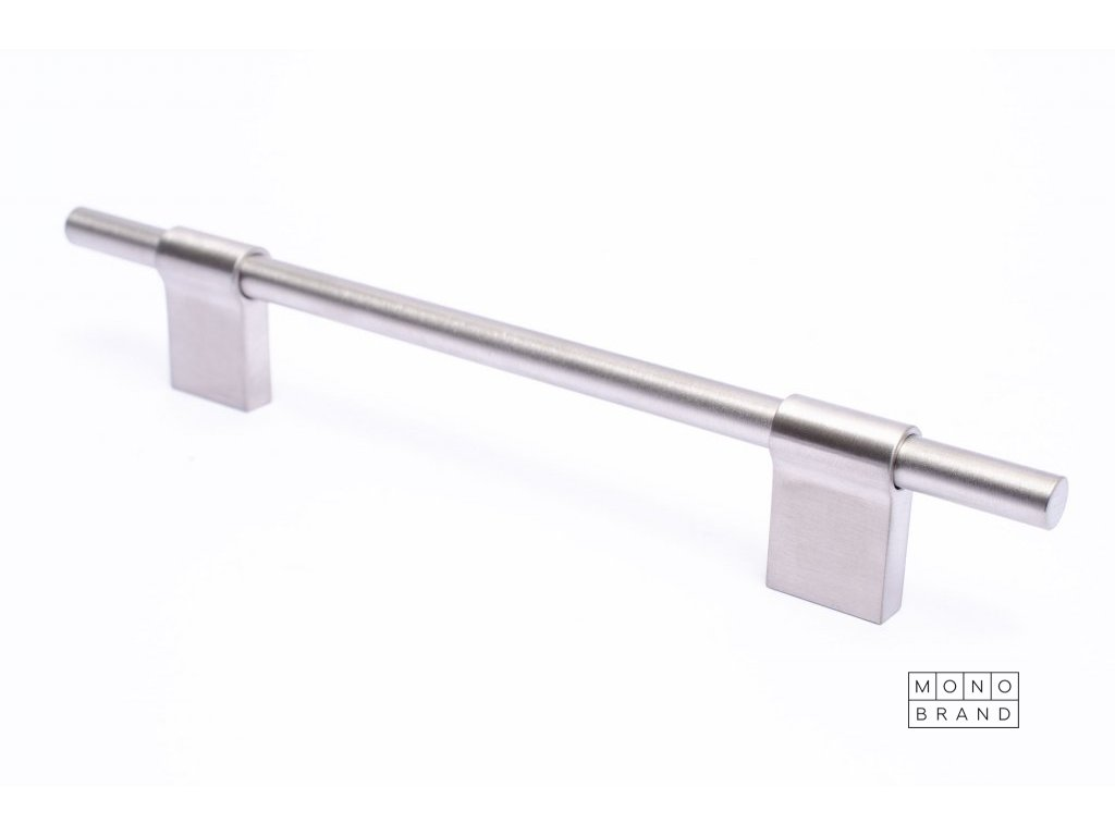 line 198 brushed stainless steel