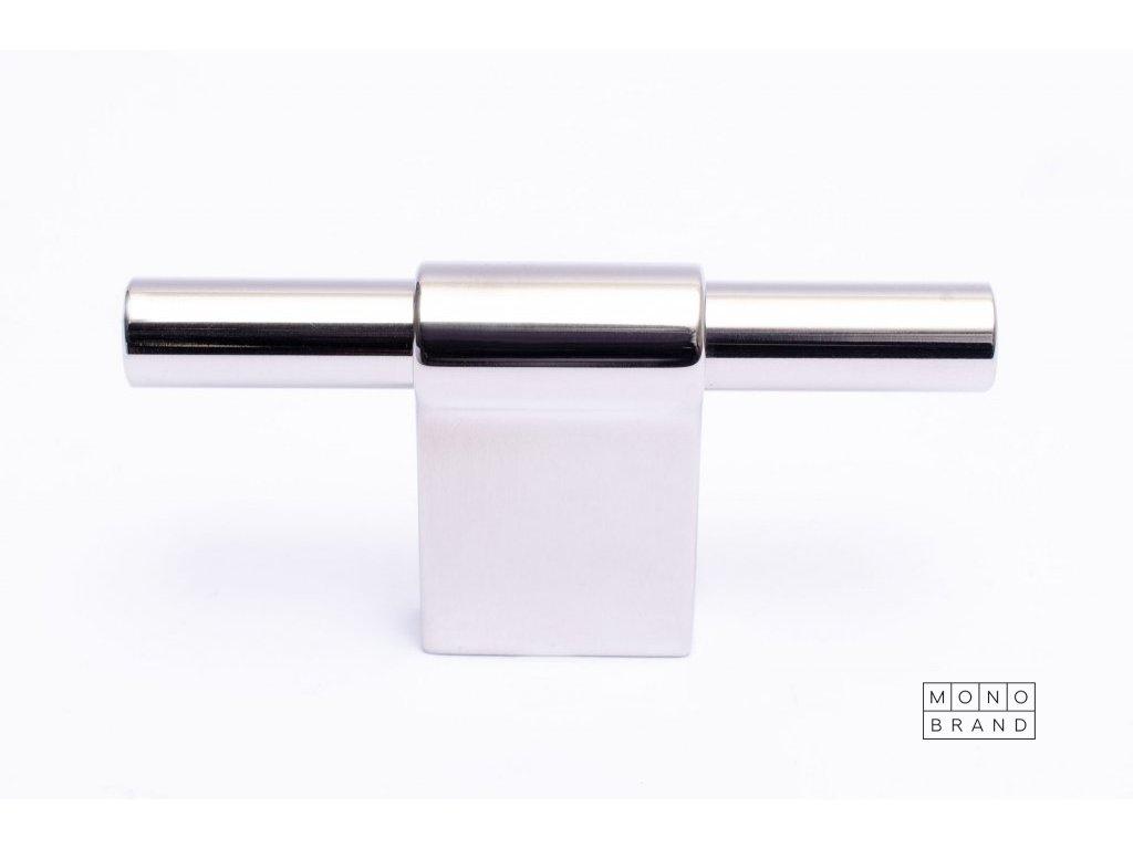 line 60 knob stainless steel 1