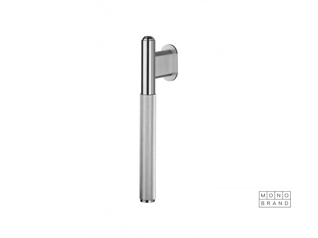 Linear L Bar Single Steel