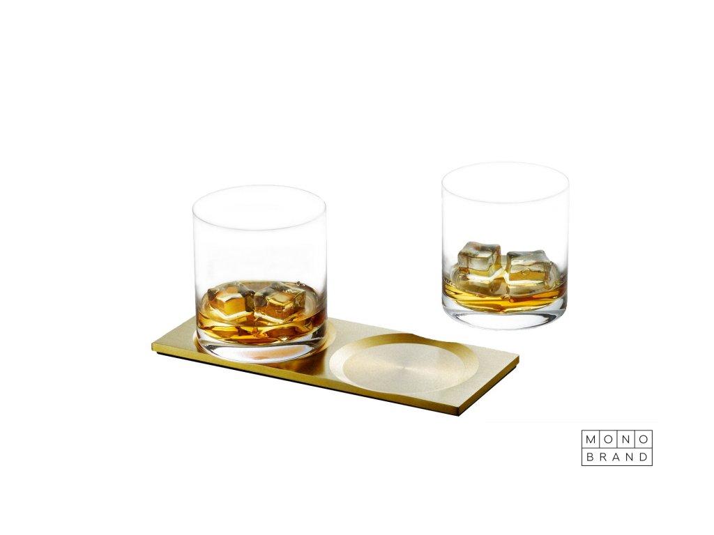 1500x1500 Machined Whisky Brass