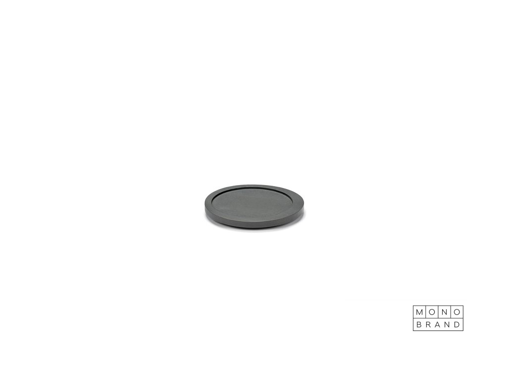 _TRAY (2ks) (Barva - varianty Šedá, Materiályy Keramika, Velikostt M - 2,5 x 33,6 cm)