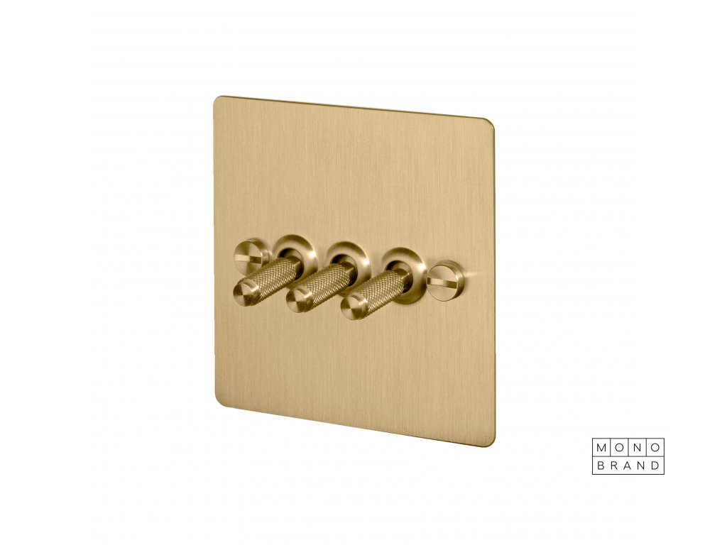buster punch 3gtoggle brass 3