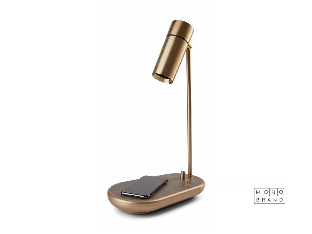 JB ONE / Gold (Barva - varianty Zlatá, Materiályy Hliník)