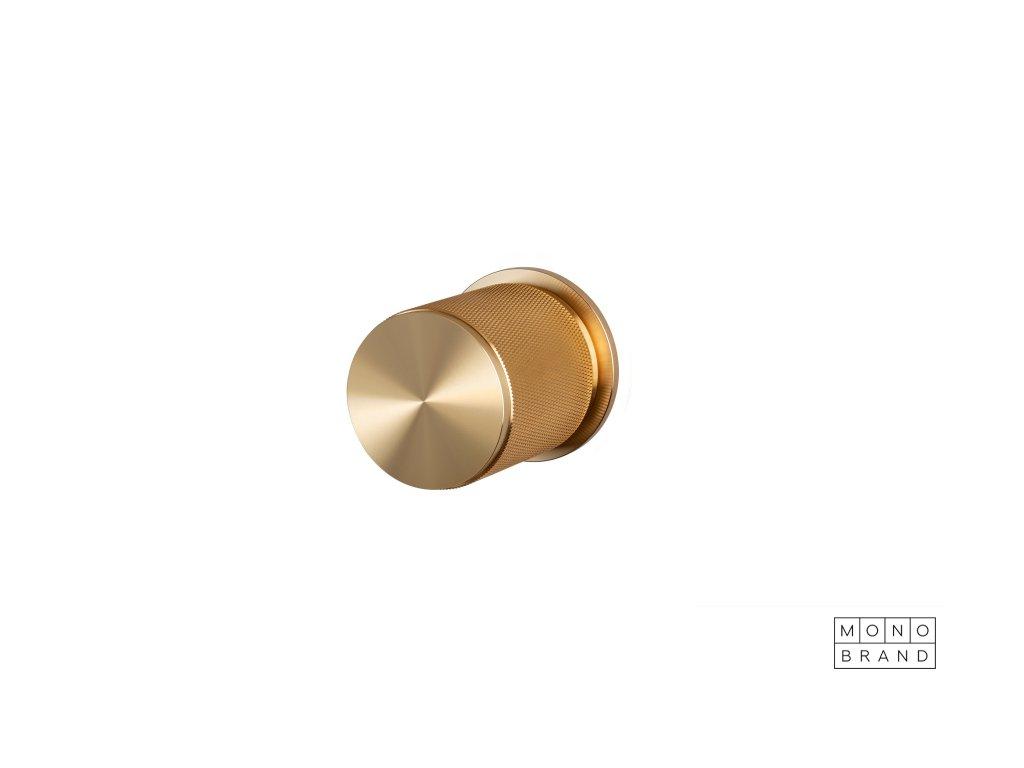 3000x3000 Door Knob A1 CE Brass v2
