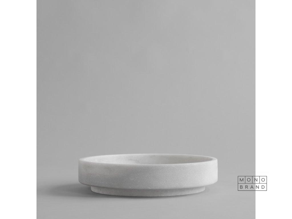 211014 Formalism Bowl Marble WhitePackshot 1