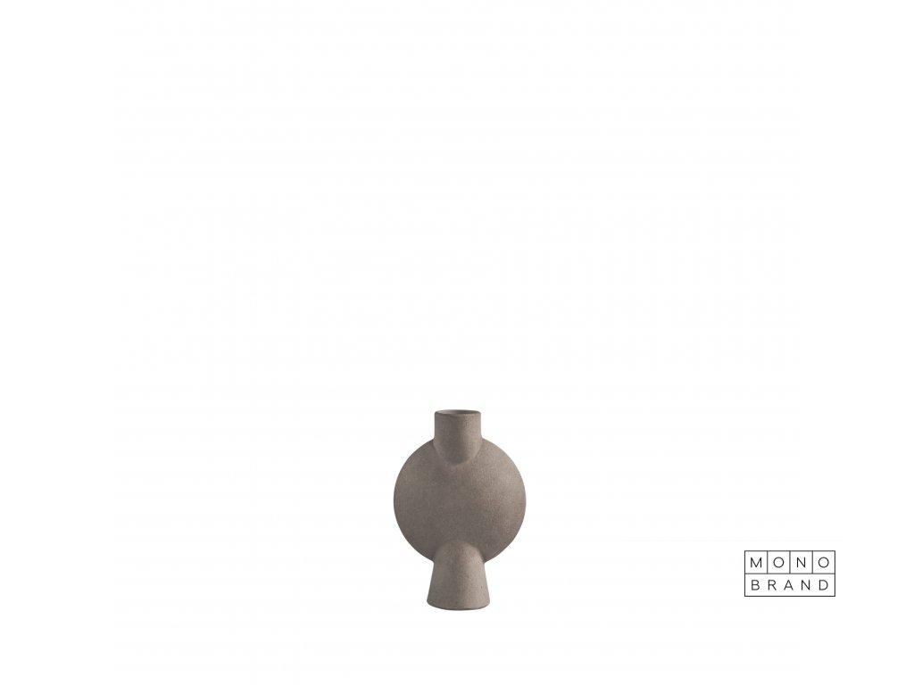 101 Copenhagen Sphere Vase Bubl Mini taupe