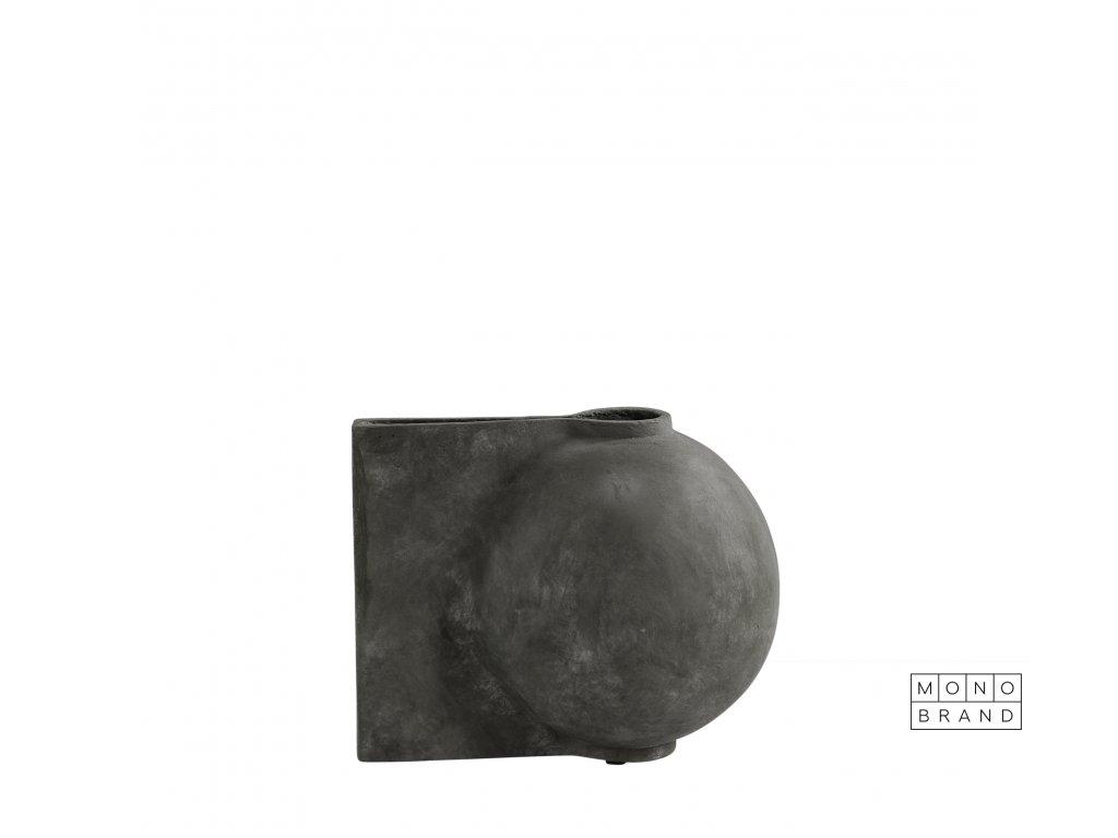 15582 111214 offset vase mini dark grey 1600px 2