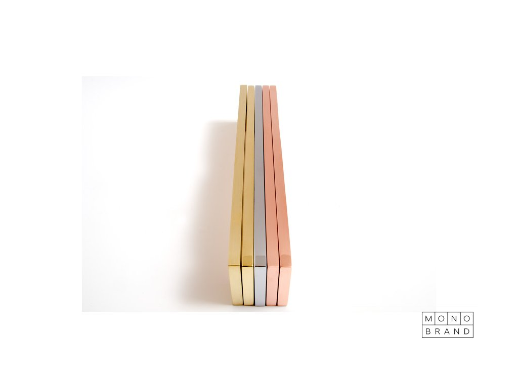 clean cut 244 handle brushed brass