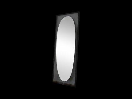 SHADOW MIRROR (Barva - varianty Černý rám, Materiályy Sklo)