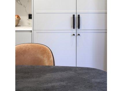 Buster & Punch hardware furniture knob black