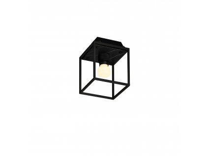1. Caged Ceiling Small Black Marble cut out