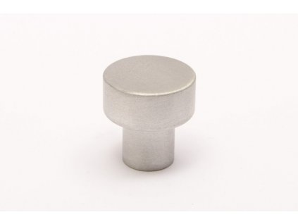 dot 18 knob brushed aluminium