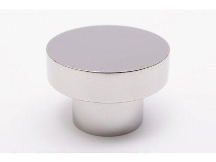 dot 50 knob hook polished stainless steel