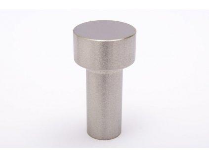 dot 55 hook brushed aluminium