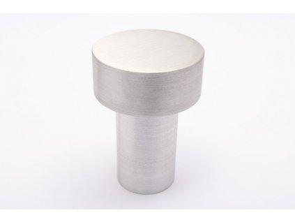 dot 71 hook brushed aluminium